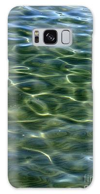 Waves On Lake Tahoe Galaxy Case