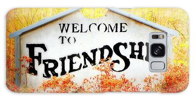 Welcome To Friendship Galaxy Case
