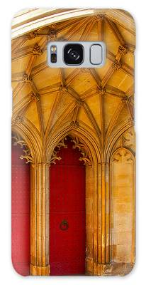 Winchester Cathedral Archway - Mike Hope Galaxy Case