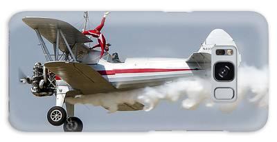 Wing Walker 2 Galaxy Case