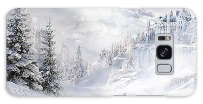 Winters Tale Galaxy Case