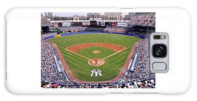 Yankee Stadium Galaxy S8 Cases