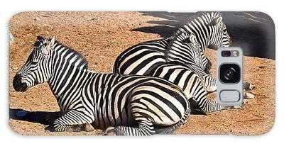 Zebra1 Galaxy Case