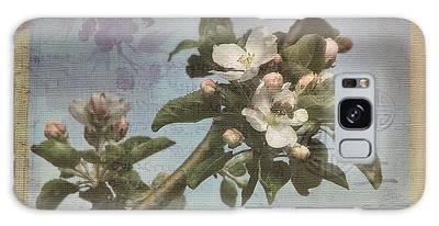 Zen Garden Tapestry Galaxy Case