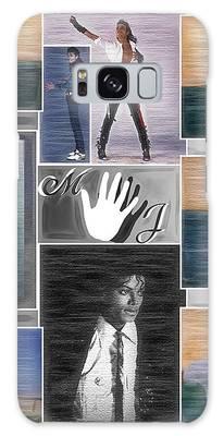 Michael Jackson Galaxy Case by Ericamaxine Price