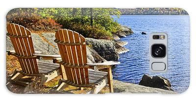 Adirondack Chair Galaxy Cases