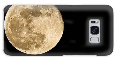 2012 Super Moon Galaxy Case