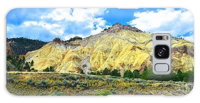 Big Rock Candy Mountain - Utah Galaxy Case