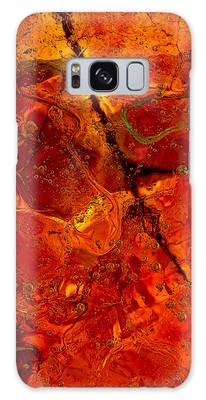 Colors Of Nature 3 Galaxy Case