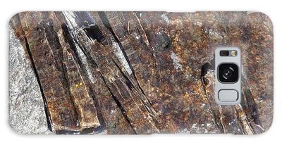 Ice Crystals 2 Galaxy Case