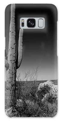 Cacti Photographs Galaxy Cases