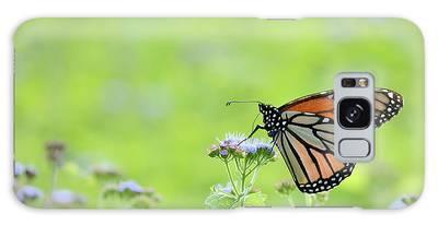 Monarch And Mist Galaxy Case