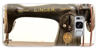 Old Singer 2 Galaxy Case