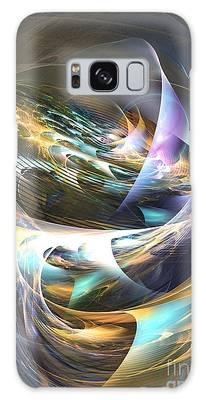 Storm's Ear - Fractal Art Galaxy Case