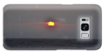Sunrise In Melbourne Fla Galaxy Case