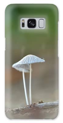 The Mushrooms Galaxy Case