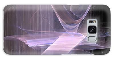 Waves Like Music Vol. 3 Galaxy Case
