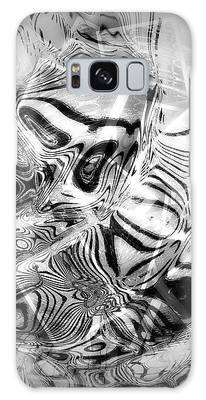 Africa Galaxy Case by Visual Artist Frank Bonilla