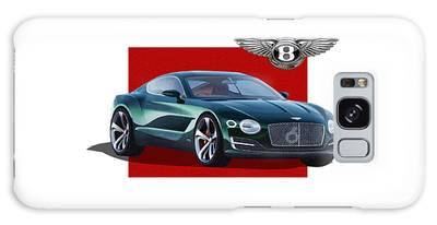 Bentley Motors Galaxy Cases