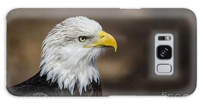 Eagle Profile Galaxy Case