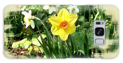 Easter Blessings Galaxy Case