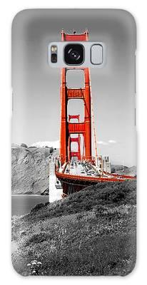 Golden Gate Bridge Galaxy Cases
