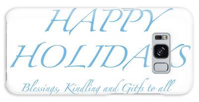 Happy Holidays - Day 2 Galaxy Case