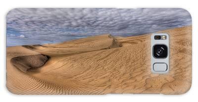 Magic Of The Dunes Galaxy Case