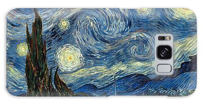 Moon Galaxy Cases