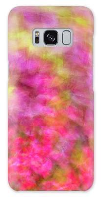 Impression Series - Floral Galaxies Galaxy Case by Ranjay Mitra