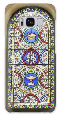 Saint Anne's Windows Galaxy Case