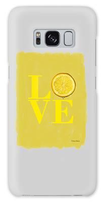 Lemon Galaxy Cases