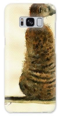 Meerkat Galaxy Cases