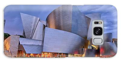 Walt Disney Concert Hall Photographs Galaxy Cases