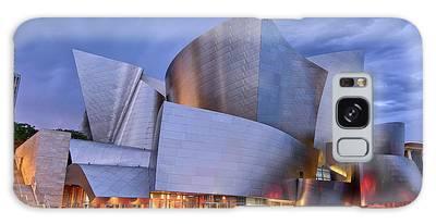Walt Disney Concert Hall Galaxy Cases