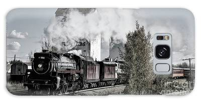 Galaxy Case featuring the photograph 2816 At Dewinton by Brad Allen Fine Art