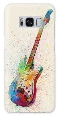 Musical Digital Art Galaxy Cases