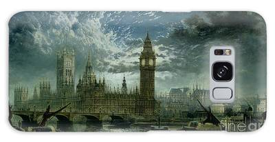 Westminster Abbey Galaxy Cases
