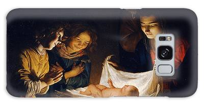 Adoration Of The Child Galaxy Case