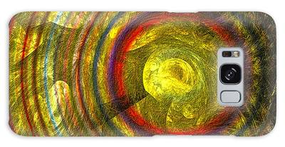 Apollo - Abstract Art Galaxy Case