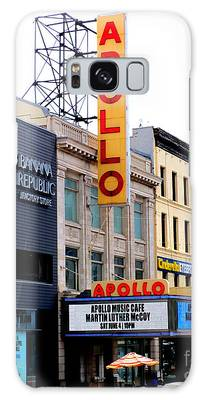 Apollo Theater Galaxy Cases