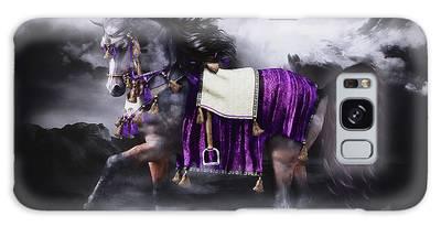 Arabian Horse  Shaitan Galaxy Case