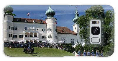 Photograph - Artstetten Castle In June by Travel Pics