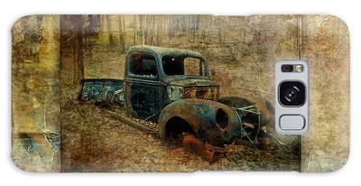 Resurrection Vintage Truck Galaxy Case