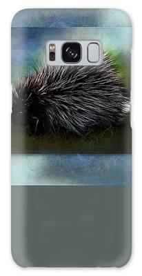 Porcupine Galaxy Case