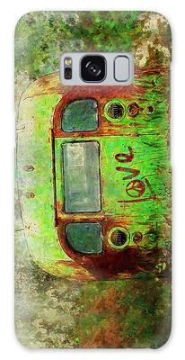 Love Bus Galaxy Case