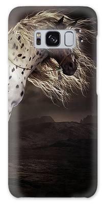 Leopard Appaloosa Galaxy Case