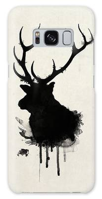 Antlers Galaxy Cases