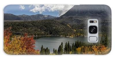 Autumn At Rock Creek Lake Galaxy Case