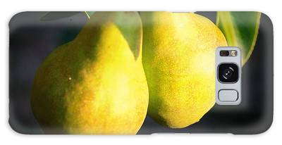 Backyard Garden Series - Two Pears Galaxy Case